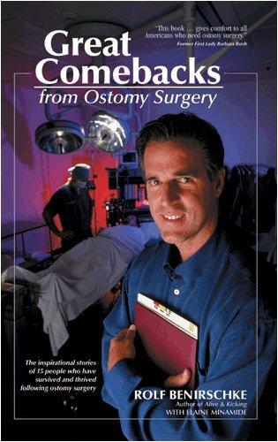 Image for Great Comebacks from Ostomy Surgery