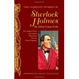 Complete Sherlock Holmes (Wordsworth Library Collection)by Sir Arthur Conan Doyle
