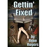 Gettin' Fixed (Interracial Erotic Romance)