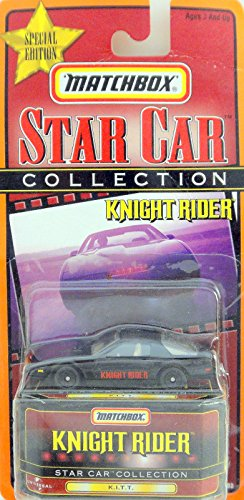 Matchbox Star Car KITT Knight Rider - 1