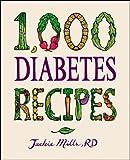 1,000 Diabetes Recipes (1,000 Recipes)