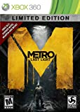 Metro Last Light Limited Edition XBOX 360 US