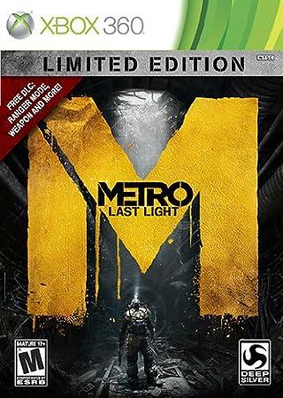Metro Last Light Limited Edition
