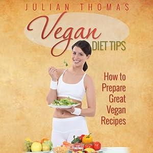 Vegan Diet Tips Audiobook