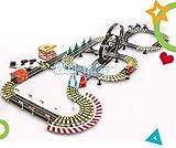 Autorennbahn KP8814 Rennbahn, Looping, Kinder NEU 2 Autos...