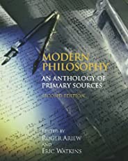 Modern Philosophy (Second Edition)