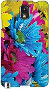 Timpax protective Armor Hard Bumper Back Case Cover. Multicolor printed on 3 Dimensional case with latest & finest graphic design art. Compatible with only Samsung Galaxy Note 3 / N9000. Design No :TDZ-21221