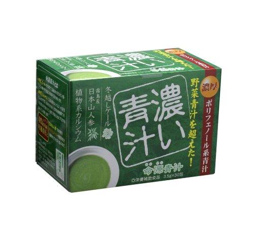 濃い青汁 30包