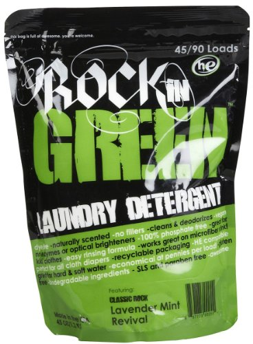 Rockin' Green Classic Rock Lavender Mint Revival