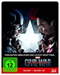 The first Avenger - Civil War  3D: 3D...