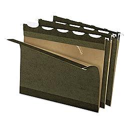 Ready Tab Reinforced Hanging Letter Folders