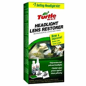 Turtle Wax T-240KT-6PK Headlight Lens Restorer Kit, (Pack of 6) from Turtle Wax