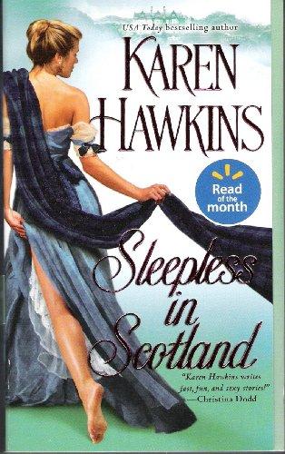 Sleepless in Scotland, KAREN HAWKINS