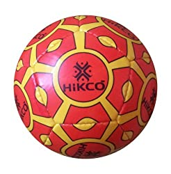 Generic Hikco Hand Stitched Red Volleyball Kids Training Ball