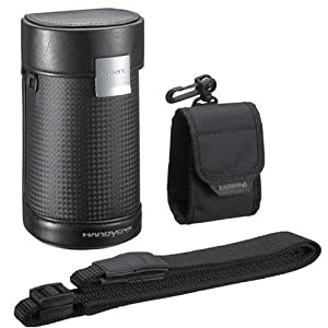 Sony Semi-Soft Carrying Case for Handycam Camcorders