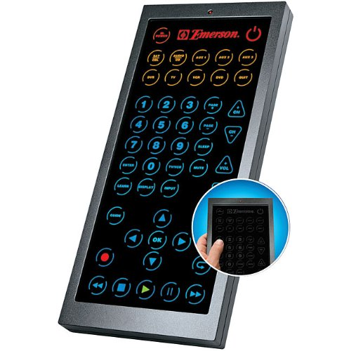 How to I program a Emerson Jumbo Universal Remote?