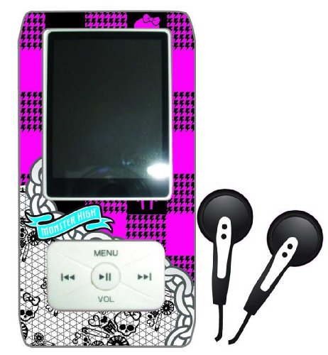 Monster High MP3/MP4 Player 59048
