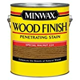 Minwax 71006000 Wood Finish Penetrating Stain, gallon, Special Walnut (Color: Special Walnut, Tamaño: Gallon)