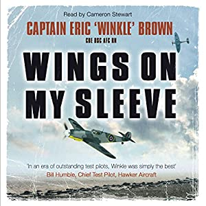 Wings on My Sleeve Audiobook