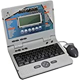Wish Kart Laptops & Tablets Notebook Computer 30 Activities & Games Including Mouse For Kids