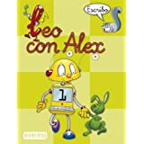 Leo con Álex 1. Escribo (Leo con Álex. Cuadernos de escritura en pauta)