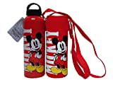 Mickey Mouse Water Bottle with Insulated Carry Case From the Disney Store