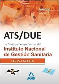 de Centros dependientes del Instituto Nacional de