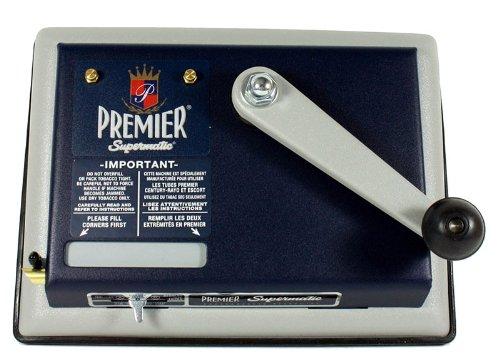 PREMIER-Supermatic-Cigarette-Injector-Machine