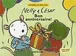 Nelly et C�sar : Bon Anniversaire !