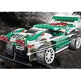 """Brigamo302D - Track Turbo, RC Auto, Rennauto ferngesteuert, Bausteine, Ferngesteuertes Auto, inklusive Fernsteuerung - vergleichen Sie die Preise mit anderen bekannten Baustein RC Autosvon """"Brigamo"""""""
