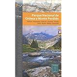 Parque Nacional de Ordesa y Monte Perdido. 2 mapas. Escala 1:25.000. Ordesa, Bujaruelo, Añisclo, Escuáin, Pineta...