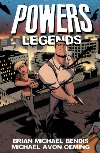 Powers Volume 8: Legends TPB: Legends v. 8