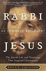 Cover of Rabbi Jesus: An Intimate Biography