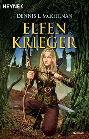 Amazon.com: Elfenkrieger: Roman (Die Elfen-Saga 2) (German Edition