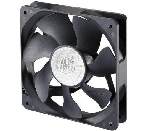 Cooler Master Blade Master 120 R4-BMBS-20PK-R0 120mm 2000 rpm Sleeve Bearing PWM Cooling Fan (Cooler Master Replacement Fan compare prices)