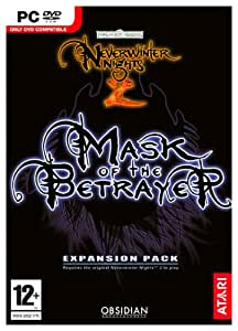 Neverwinter Nights 2: Mask Of The Betrayer Expansion Pack 1 (PC DVD)