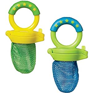 Munchkin Fresh Food Feeder, Colors May Vary, 2 Count