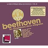 La discothèque idéale de Diapason, vol. 3 / Beethoven : Les 9 Symphonies.