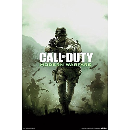 Modern Warfare Call Of Duty Poster