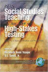 high stakes testing research paper