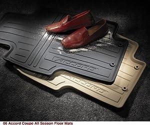 Honda Genuine 08P13-SDA-111A Floor Mat