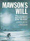 img - for Mawson's Mill: the Greatest Survival Story Ever Written book / textbook / text book