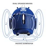 GOgroove PhanBot - The Official Phandroid Portable Rechargeable Speaker w/ Stereo Drivers & Universal 3.5mm Audio Cable for Smartphones Tablets MP3 Players & more!