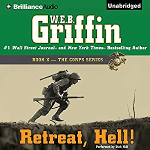 Retreat, Hell! Audiobook