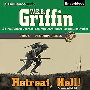 Retreat, Hell! Audiobook