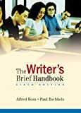 Writer's Brief Handbook Value Pack (includes Longman Writer's Journal: & MyCompLab Student Access  ) (0205619703) by Rosa, Alfred