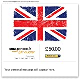 British Flag - E-mail Amazon.co.uk Gift Voucher