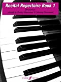 img - for Recital Repertoire, Bk 1 (Faber Edition: the Waterman / Harewood Piano Series) book / textbook / text book
