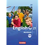 "English G 21: Workbook mit CDvon ""Hellmut Schwarz"""