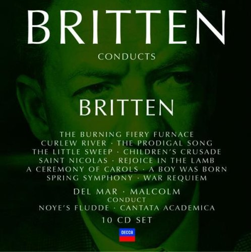 Britten Conducts Britten Vol.3
